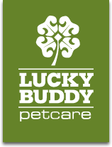Lucky Buddy Petcare logo